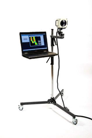 The Inframed InfraVet2020™ Digital Infrared Thermal Imaging System